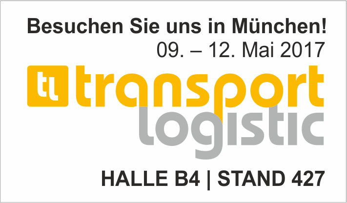transport logistic Signatur