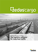 zedas cargo icon Brochure rail freight transport